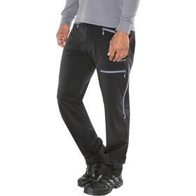 Norrøna Falketind Windstopper - Pantalones Hombre - negro